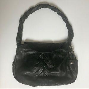 B. Makowsky genuine leather purse
